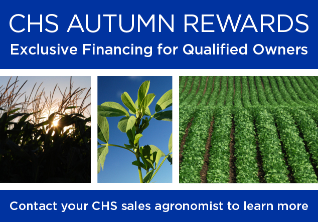 CHS Autumn Rewards: Exclusive Financing for Qualified Owners